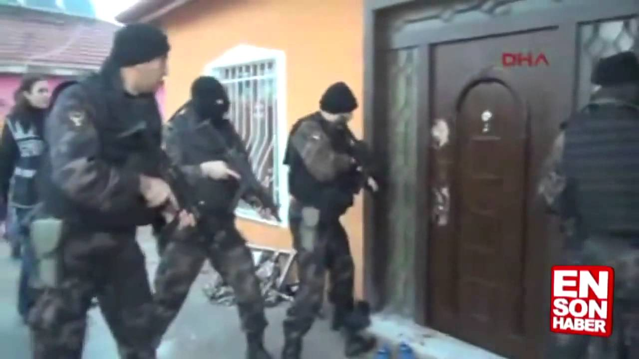 Turkish Police Vs Door Fail 2014 Youtube