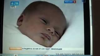 """Проект """"Text4baby Россия"""". РТР, """"Утро России"""" (15 марта 2011)"""