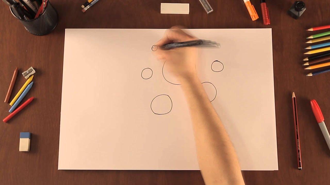 Cómo dibujar burbujas : Tips de dibujo - YouTube