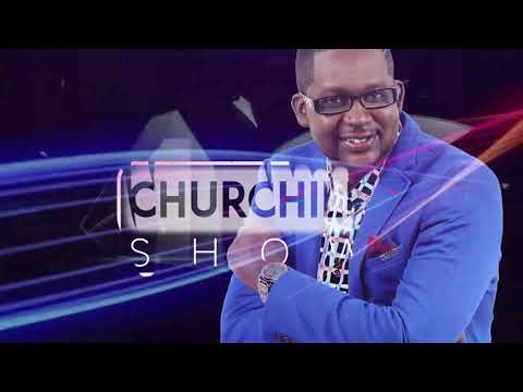 Rebecca Soki On Churchill Show