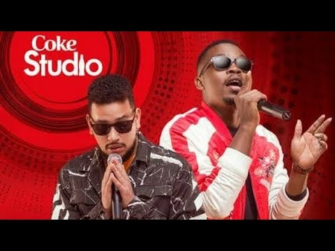 LIVE- OLAMIDE AND AKA HIT ANOTHER BANG AT COKE STUDIO