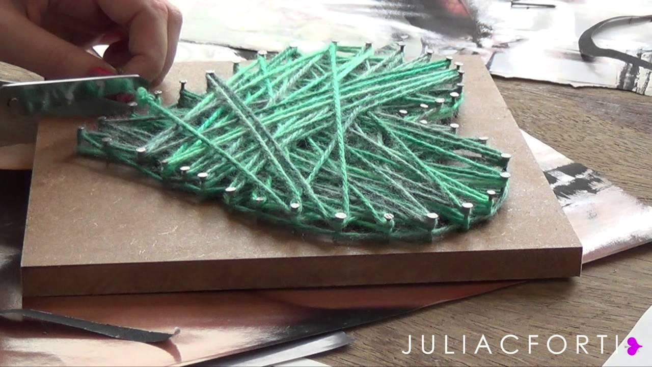 DIY 2 Idéias de Decoração para o Quarto, fácil e barata  #decorandocompouco