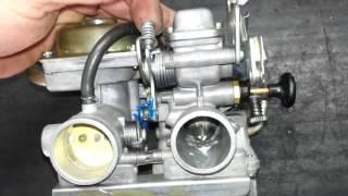 Silvio Carburadores Mikuni Xt 600 do Juliano de Jundiai,SP