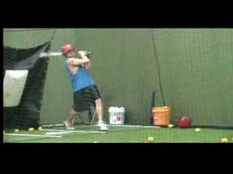 James Frasure Batting Cages August 2007