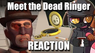 [SFM] Meet the Dead Ringer | REACTION | by The Winglet