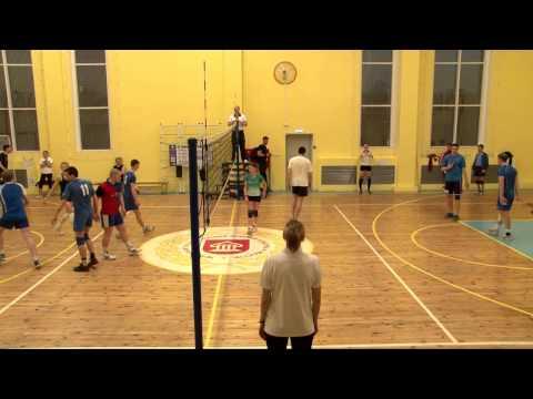 PRO-тренировки по волейболу