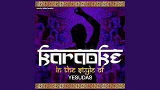 Ormathan Vasantha Nandanathoppil (Karaoke Version)