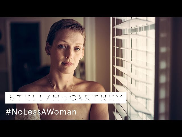 #NoLessAWoman | Shannon Montgomery's Breast Cancer story
