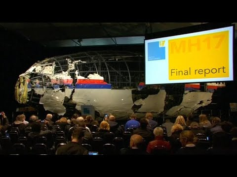 Four charged in 2014 deadly airplane crash over Ukraine