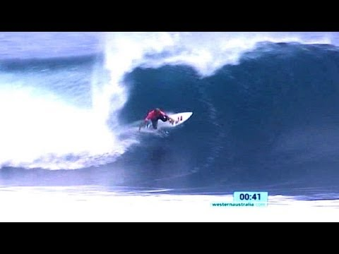 KELLY SLATER INSANE 5 FIN SURFING Telstra Drug Aware Pro 2012