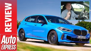 New BMW M135i review - BMW's hottest 1 Series hatchback on the road