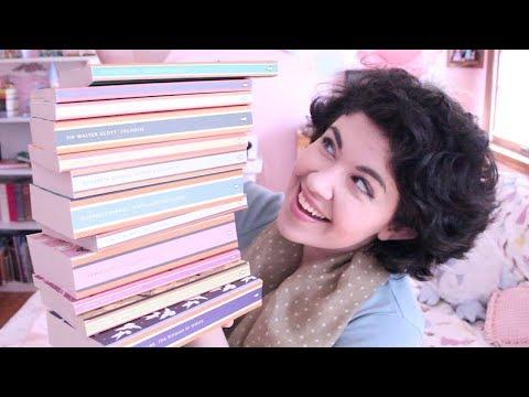 Penguin English Library Haul | CLASSICS