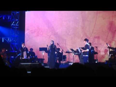 Shila Amzah ft. Kelton&Grey and Wallis - HK Concert 茜拉香港演唱會- 好久不見 hao jiu bu jian