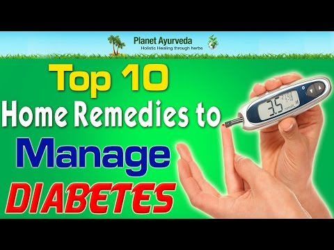 Top 10 Home Remedies to Manage Diabetes at Home