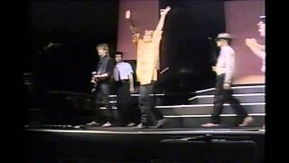the fixx red skies at night one thing leads to another live 1984