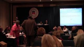 RNC Spring Meeting 2013 Rules Committee Amendments Hearing Full Video