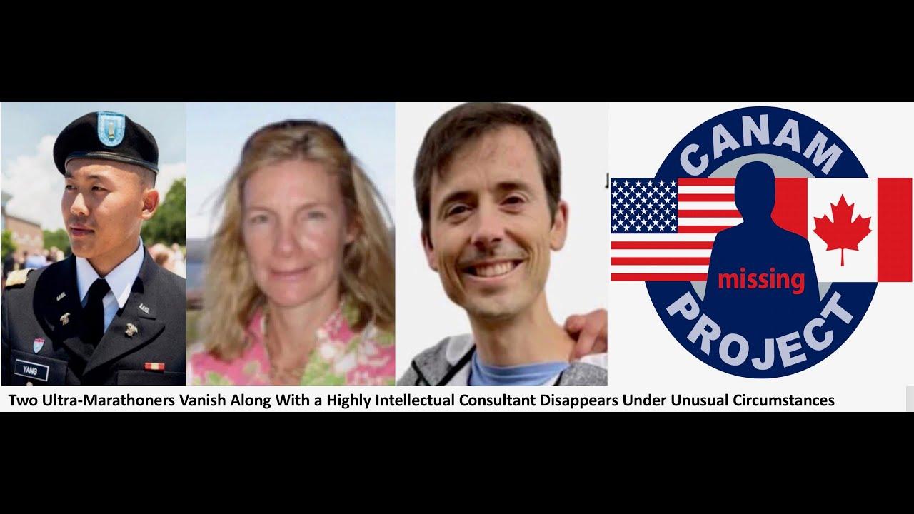 Missing- 411, Two Ultra-Marathoners and A Virginia Consultant Vanish Under Unusual Circumstances
