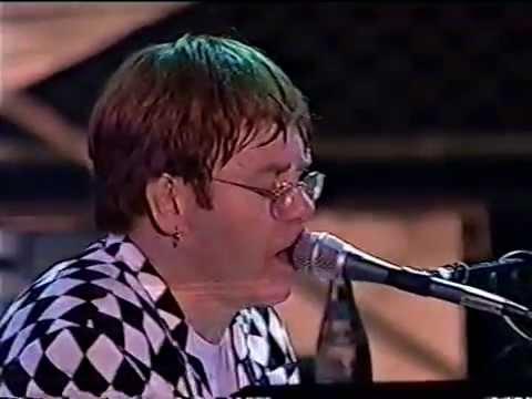 Elton John - 1995 - Rio de Janeiro - Made In England Tour (Full Concert) (HQ)