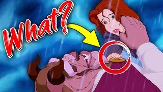 10 λάθη σε ταινίες της Disney 3