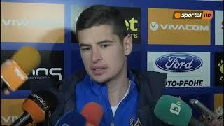Иван Горанов: И на повторението се вижда, че ме избута с ръка