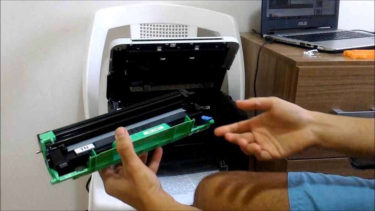 impressora brother hl1212w