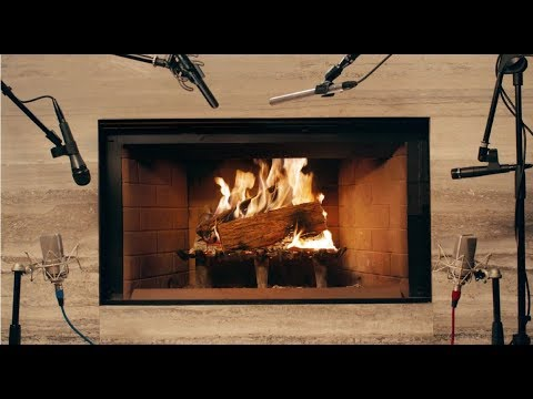 The Best Sounding Yule Log Ever