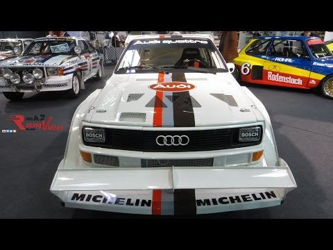 International Motor Show Luxembourg 2015 + Drift Show