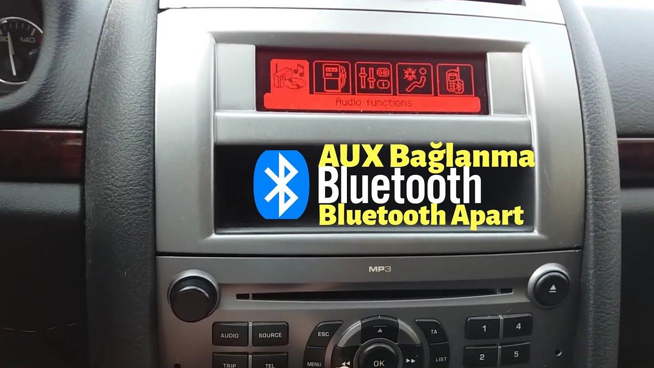 Peugeot 407 Bluetooth Montajı