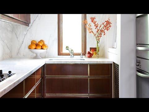 Interior Design  – Luxury Liner-Inspired Kitchen