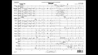 Spain by Chick Corea/arranged by John La Barbera
