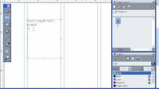 Ввод и форматирование текста в QuarkXpress 8 (19/55)