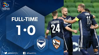 #ACL2020 : MELBOURNE VICTORY (AUS) 1-0 CHIANGRAI UNITED (THA) : Highlights