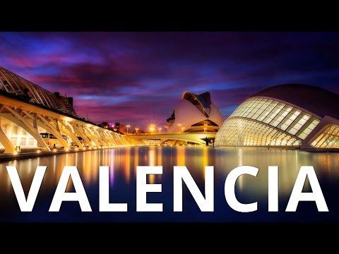 Valencia City HD TOUR