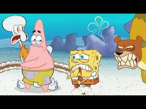 Сериал Губка Боб квадратные штаны 1 сезон SpongeBob
