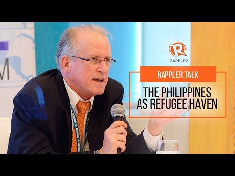 Rappler Talk: Why the PH is a safe haven for refugees