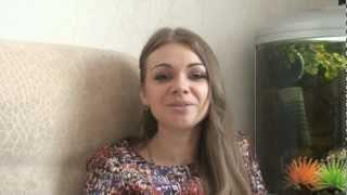 Свадебный стилист визажист Ирина Бертранд(, 2012-07-15T12:35:06.000Z)