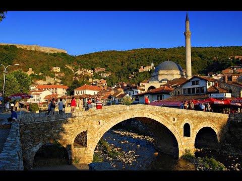 Prizren (2) - Şu Prizrenin egri bügri yollari (720p HD)