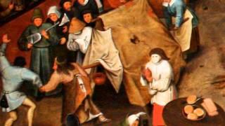 The Battle between Carnival & Lent