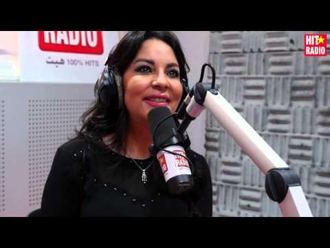 Fatima Zahra Laaroussi dans le Morning de Momo sur HIT RADIO - 19/02/15