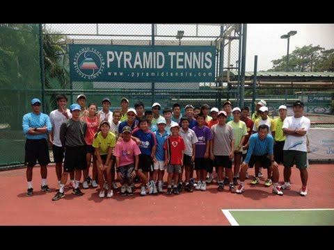 Pyramid Tennis
