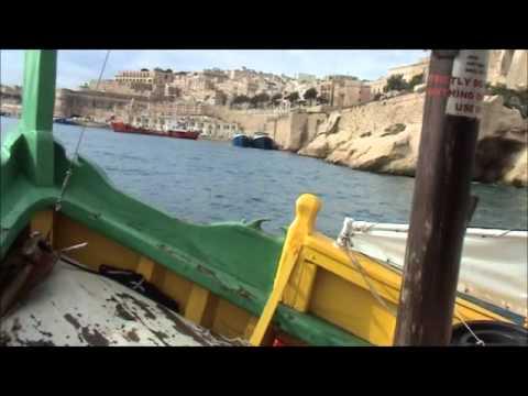 MALTA cruise around valletta