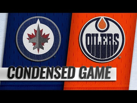 09/20/18 Condensed Game: Jets @ Oilers