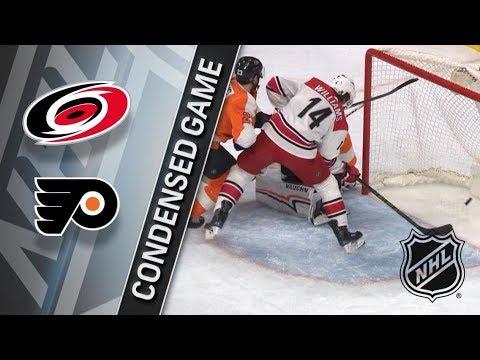 Carolina Hurricanes vs Philadelphia Flyers March 1, 2018 HIGHLIGHTS HD