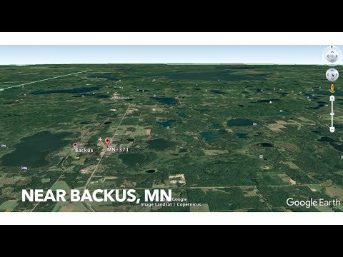 Twenty-Three Year Old Woman Dies In Crash Near Backus, MN