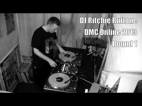 DJ Ritchie Ruftone - 2013 DMC round 1 - unreleased -