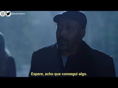 "The Flash • Cena Deletada ""Team Flash Go After Grace"". (Legendado)"