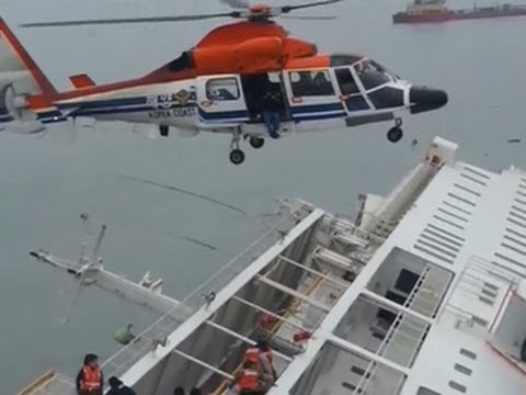 Four more crew members detained in South Korea ferry disaster