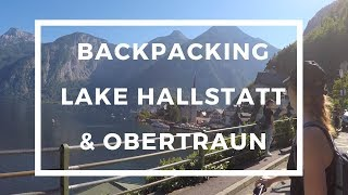 Gambar cover Backpacking - Lake Hallstatt & Obertraun, Austria (Beer, Biking, & Swimming)