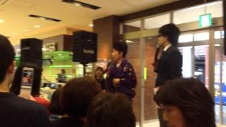 2015年の7月22日に、やすだ八潮店に中村玉緒さんがゲストとして来店しま...