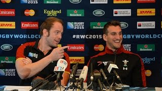 Wales Rugby World Cup Quarter Final squad announcement | WRU TV